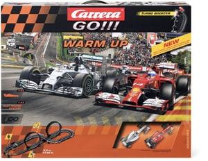Go! F1 Warm Up