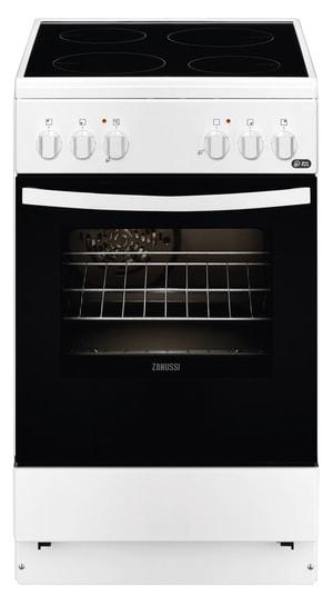 Zanussi ZCV55001WA Cuisinière indépendante 400 V