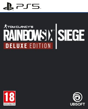 Rainbow Six Deluxe Edition