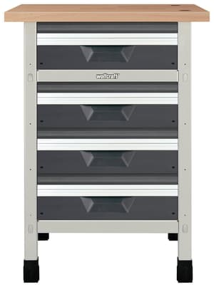 Werkbank No. 4 650 x 650 x 860 mm 8054