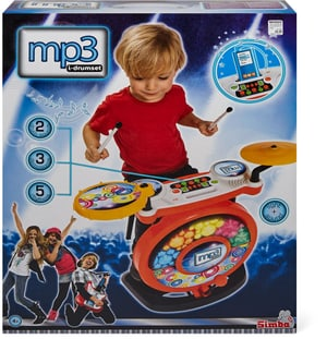 My Music World I-Drumset