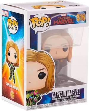 Pop! 516 Captain Marvel