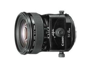Canon TS-E 45mm f/2.8 Objectif