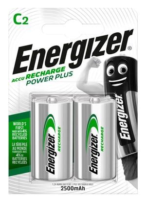Power Plus C 2500mAh 2 pièces accu