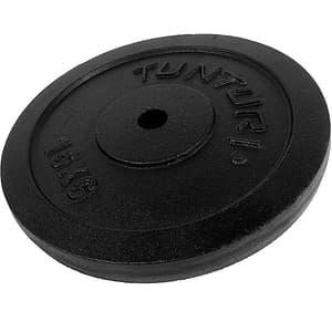 Gusseisen 15 kg Gewichtscheibe 30 mm