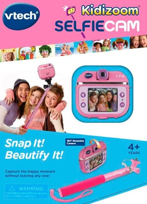 Vtech Kidzoom Selfie Cam (F)