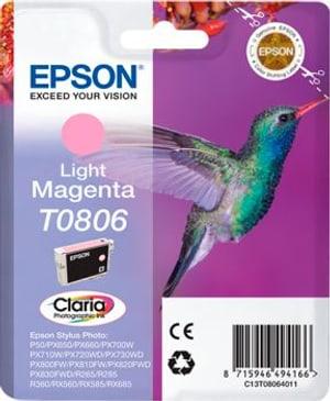 Cartuccia d'inchiostro light magenta