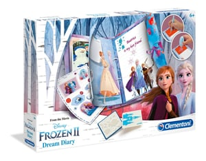 Frozen 2 journal de rê