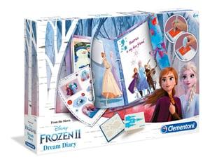 Frozen 2 Dream Tagebuch