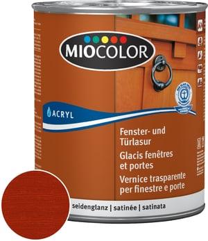 Fenster- und Türlasur Mahagoni 750 ml