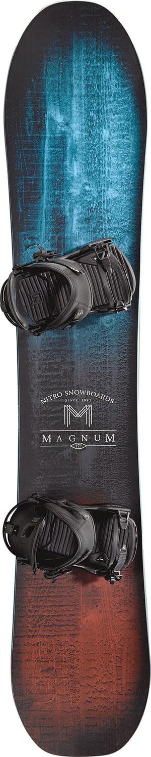 Magnum inkl. Rambler