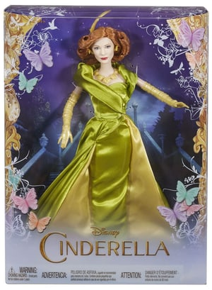 Disney Princess Gute Fee Sort. CGT57