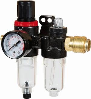 """Filtro ridut con lubrificatore R1/4"""" con oliatore"""