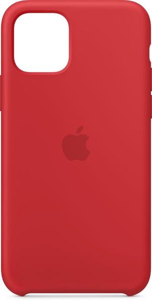 iPhone 11 Pro Silikon Case Rot