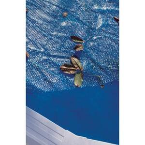 Copertura per piscine ovale 605x370 cm