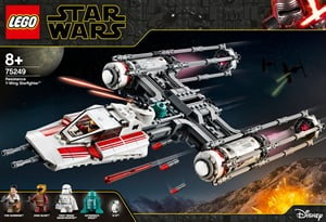 STAR WARS 75249 Resistance Y-Wing Starfighter™