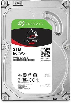 """IronWolf SATA 3.5"""" 2 TB"""