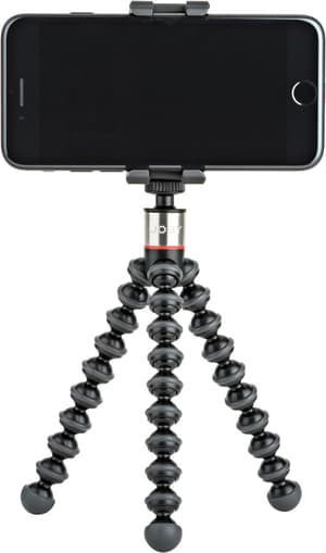 GripTight ONE GorillaPod Stand nero