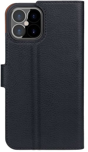 Slim Wallet Selection Anti Bac for iPhone 12 / 12 Pro black