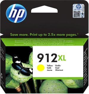 HP cartouche d'encre 912XL 3YL83AE yellow