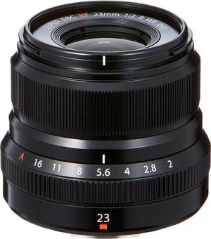 XF 23mm F2 R WR nero