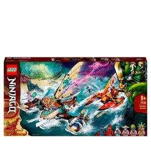Ninjago 71748 La bataille de catamarans