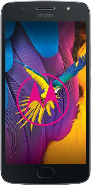 Moto G5s Dual SIM 32GB grau