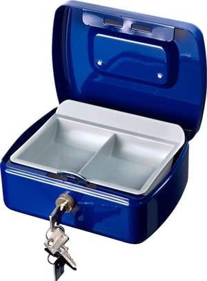 Geldkassette Office 2167 blau