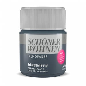 Trendfarbe Matt Tester Blueberry 50 ml