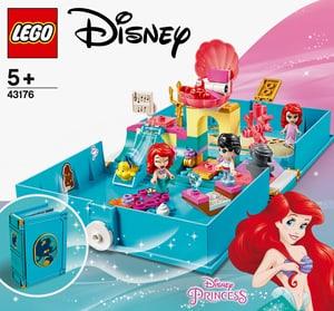 Disney 43176 Arielles Märchenbuch