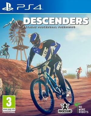 Descenders (D)