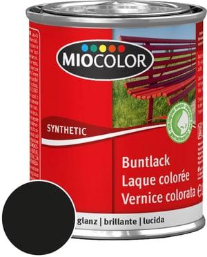 Synthetic Vernice colorata lucida Nero 750 ml