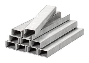 Klammern, Feindraht, Stahl, 11,4 mm x 16 mm