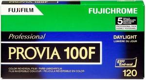 Provia 100F RDPIII 120 5-Pack