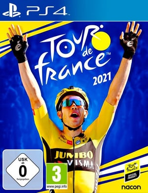 PS4 - Tour de France 2021 D/F