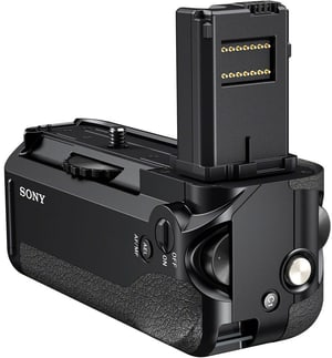Poignée verticale VG-C2EM pour appareil photo α7 II, α7R II et α7S II