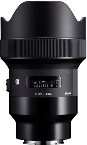 14mm F1.8 DG HSM Art Sony
