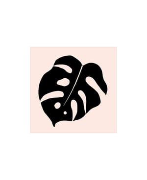 M&B Stamp, foglia di palma