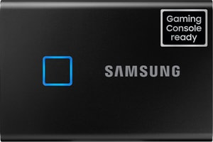 SSD T7 Touch portable 2 To / CHF 70.- Samsung Cashback