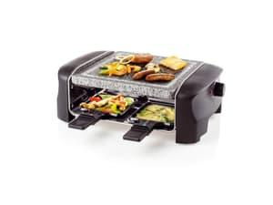Raclette gourmet Pierre à griller, 4 per