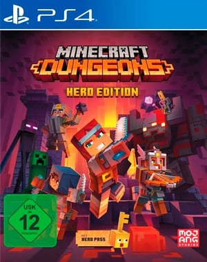 PS4 - Minecraft Dungeons - Hero Edition D