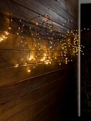 LED Girlande-/Lichterkranz