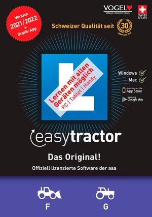 easytractor 2021/22 [Kat. F/G] [PC/Mac] (D/F/I)