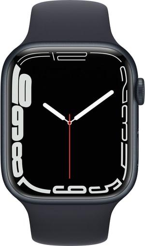 Watch Series 7 GPS, 45mm Midnight Aluminium Case Sport Band