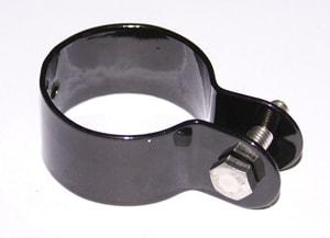 Schelle für Zaunstrebe anthrazit, 60 mm