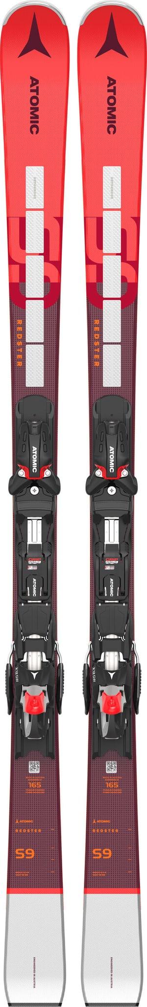 Redster S9 Revo inkl. X 12 GW