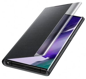 Clear View Cover Note 20 Ultra black