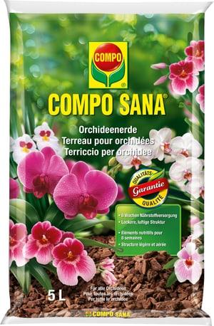 Terriccio per orchidee, 5 l