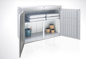 Mensola intermedia per HighBoard 160