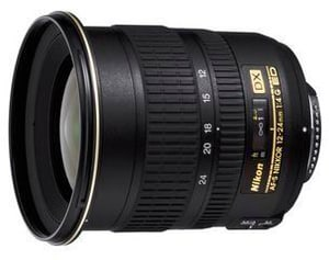 AF-S DX 12-24mm F4.0 G IF-ED